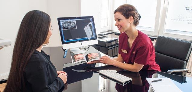 Beratung Zahnarzt Klencke - Vollkeramik-Implantate