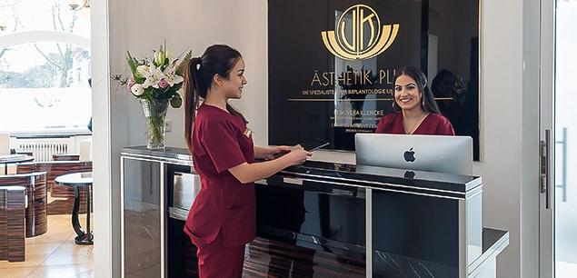 Veradent Ausbildung Zahnmedzinische Fachangestellte